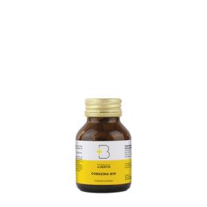 Coenzima Q10 - Antiossidante, anti radicali liberi.