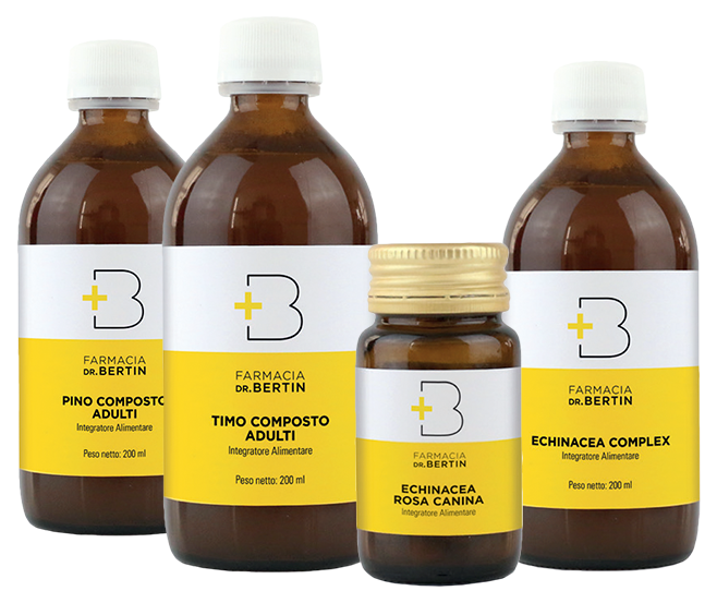 Farmacia Bertin - Prodotti stagionalei